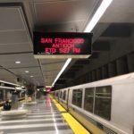 SFO(サンフランシスコ 国際空港)から市街地へのアクセス