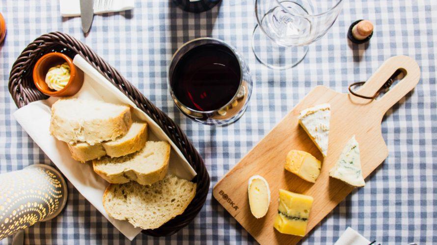 おうちで実践、失敗しないワインと食事の組み合わせ